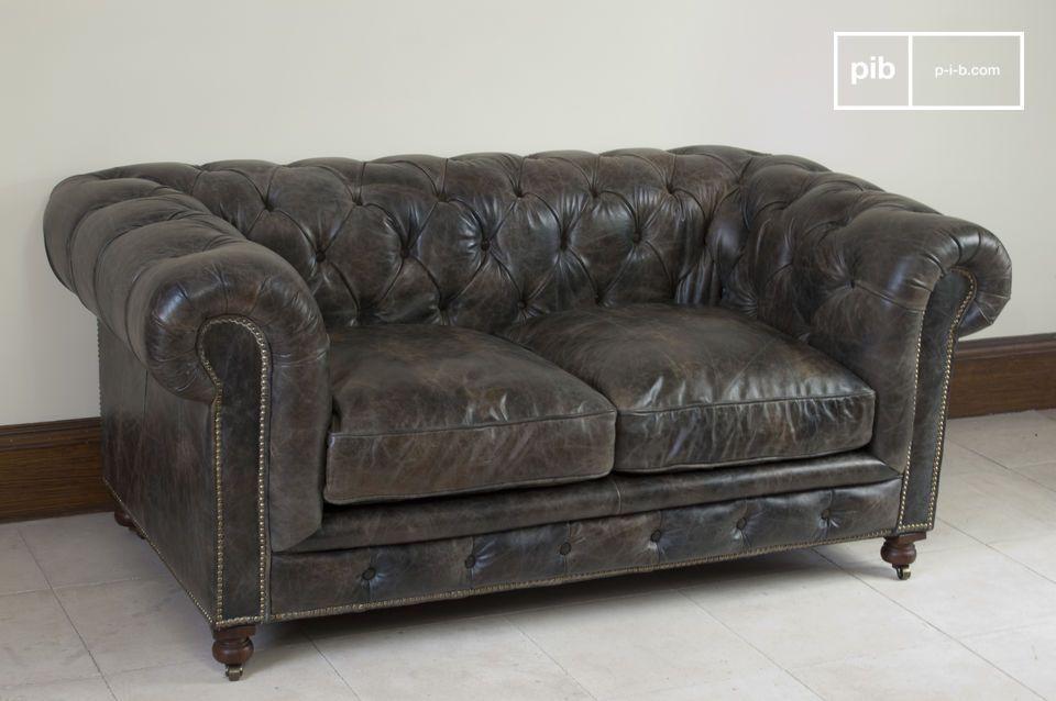 chesterfield sofa saint james hoher komfort design pib. Black Bedroom Furniture Sets. Home Design Ideas