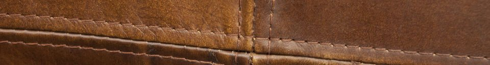 Materialbeschreibung Couch Red Baron