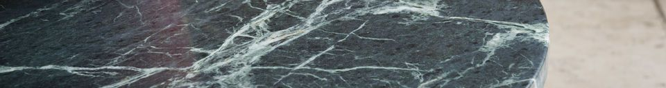 Materialbeschreibung Couchtisch aus Marmor Vertü