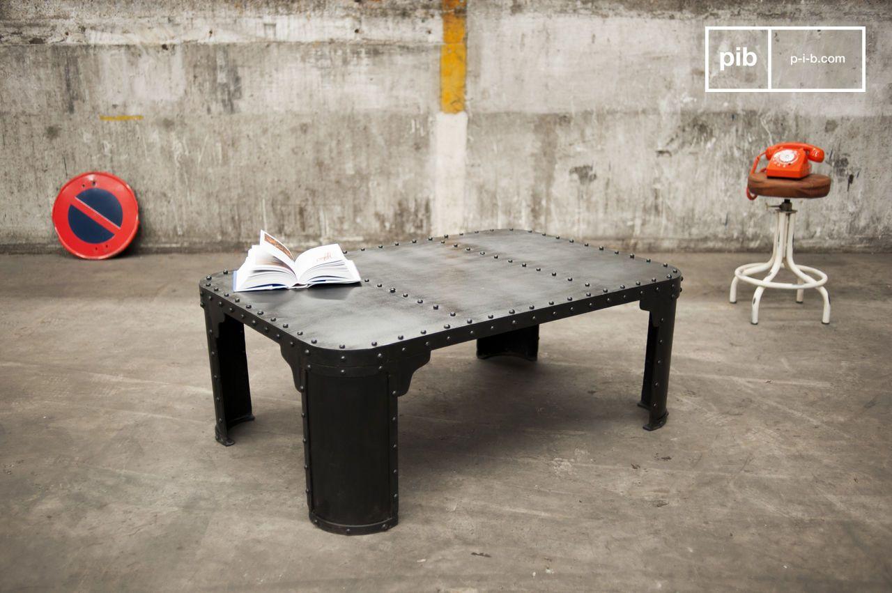 tisch industrial - industrial möbel | pib, Esstisch ideennn