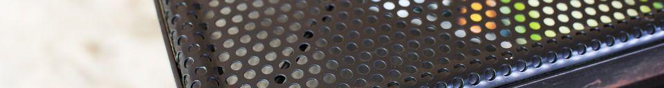 Materialbeschreibung Couchtisch Shatar