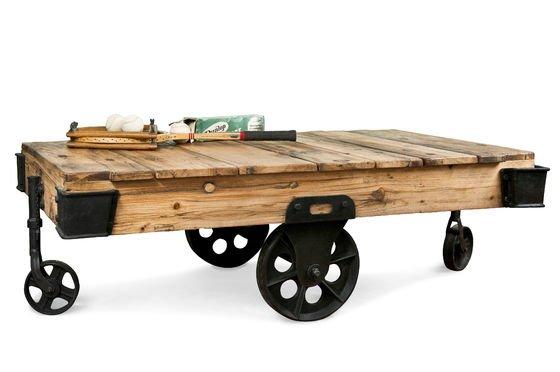 Couchtisch Wood Wagon ohne jede Grenze