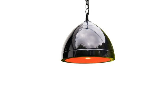 Deckenlampe Këpsta in Schwarz ohne jede Grenze