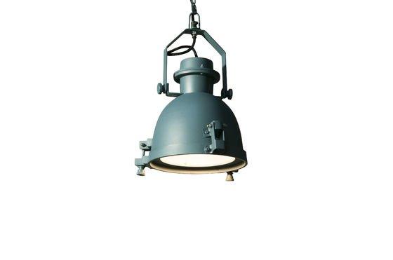 Deckenlampe Spitzmüller in Petrolbau ohne jede Grenze