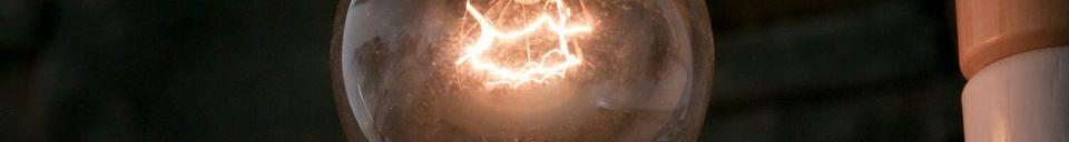Materialbeschreibung Deko-Glühbirne Edison 25 Watt