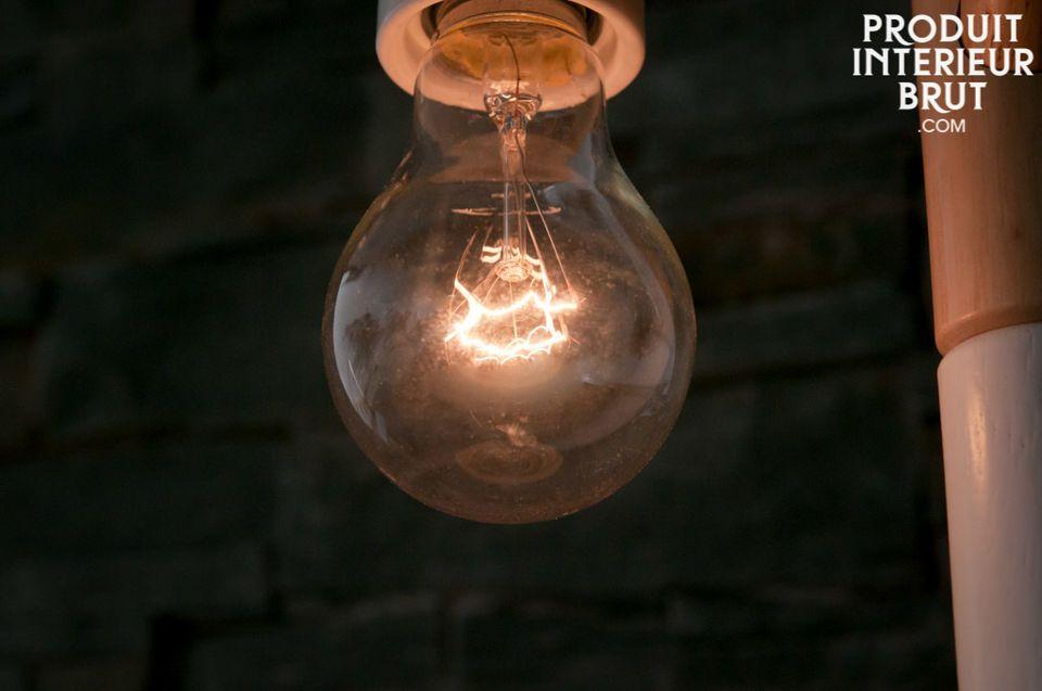 Langer Glühfaden für schönes Retro Licht