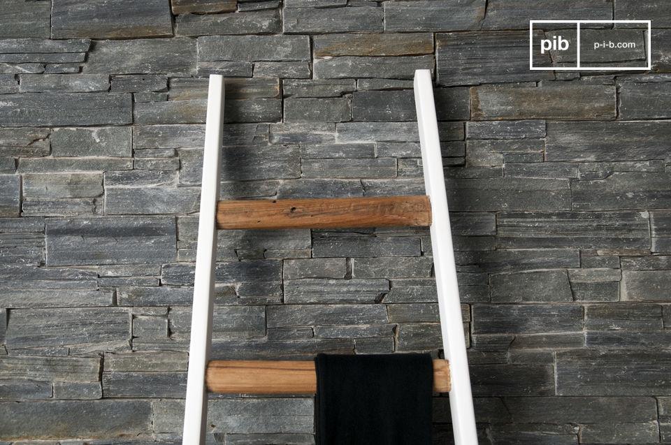 dekoleiter v lli eine trendige leiter ganz aus holz pib. Black Bedroom Furniture Sets. Home Design Ideas