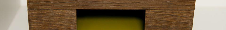 Materialbeschreibung Drei Aktenablagen in drei Farben