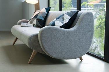 Dreisitzer-Sofa Genève