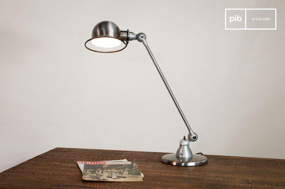 Einarmige 60 cm Jieldé Leuchte Loft