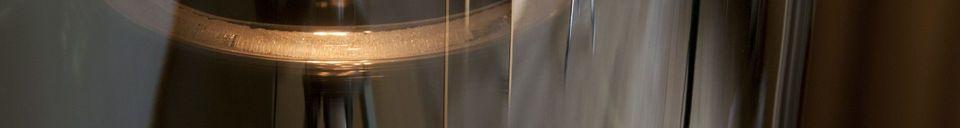 Materialbeschreibung Elixir Glas Pendelleuchte