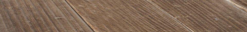 Materialbeschreibung Esstisch aus Holz  Elise