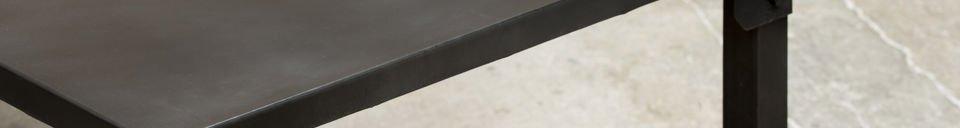 Materialbeschreibung Esstisch Kerizel