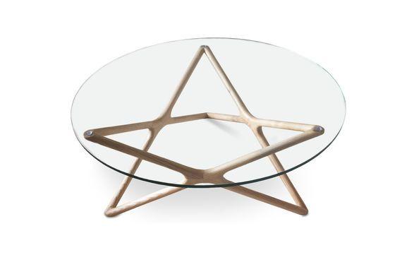 Estrella Couchtisch aus Glas ohne jede Grenze