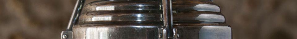 Materialbeschreibung Glas Hängeleuchte Hoonui