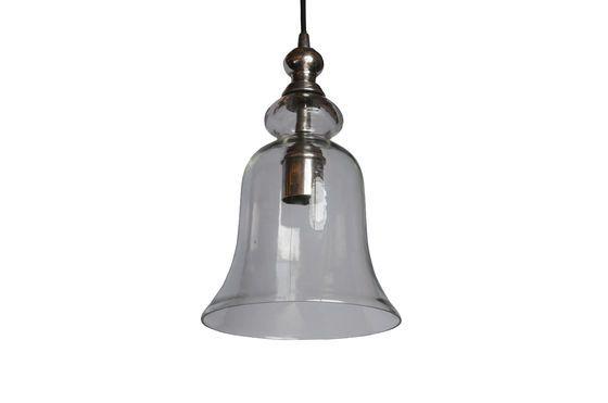 Glas Hängeleuchte Sweet Bell ohne jede Grenze