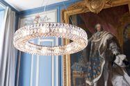 Glas Kronleuchter Monte Carlo