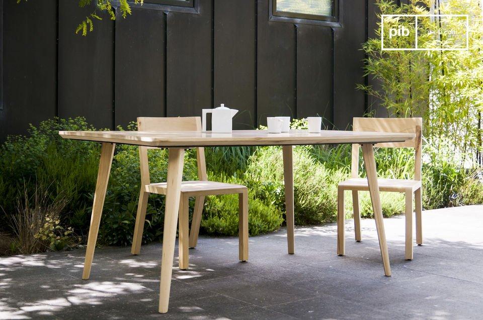Grosser Tisch Möka