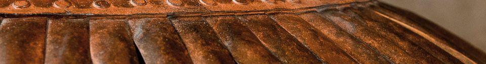 Materialbeschreibung Großer Lüster aus Gittermetall
