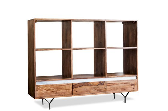 Großes Bücherregal Mabillon ohne jede Grenze