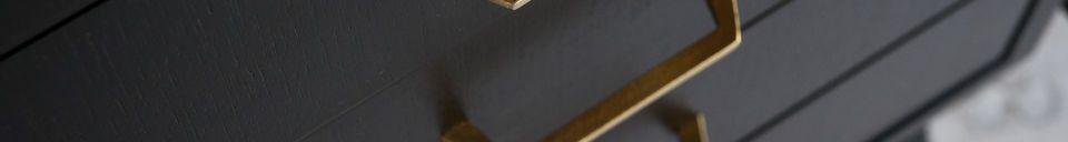 Materialbeschreibung Großes Holzregal mit Stauraum Basel
