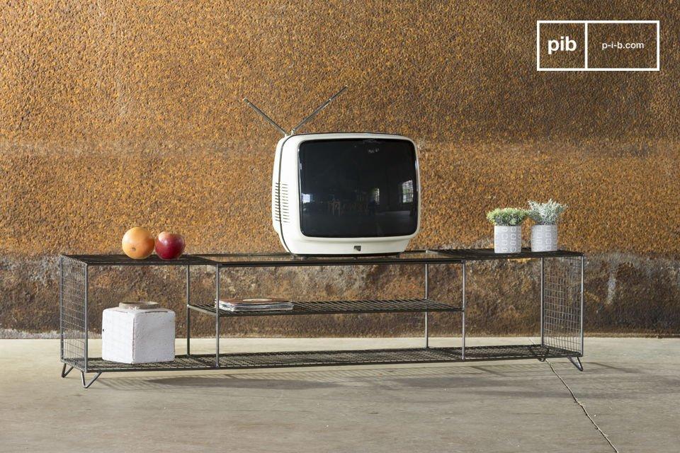Das TV-Möbel Ontario ist ein außergewöhnliches Möbelstück im vintage Stil