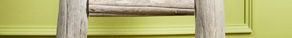 Materialbeschreibung Handtuchleiter