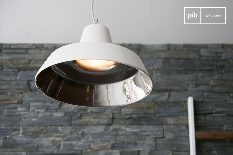 Eine schlichte Designer-Leuchte mit nordischem Flair