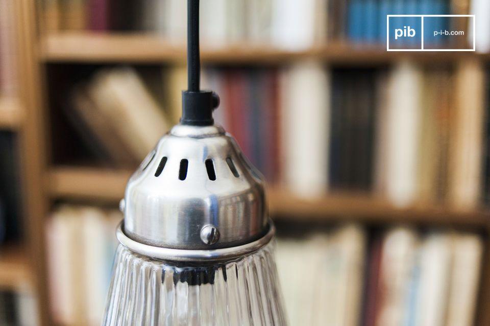 Eine Retro Lampe voller Charme