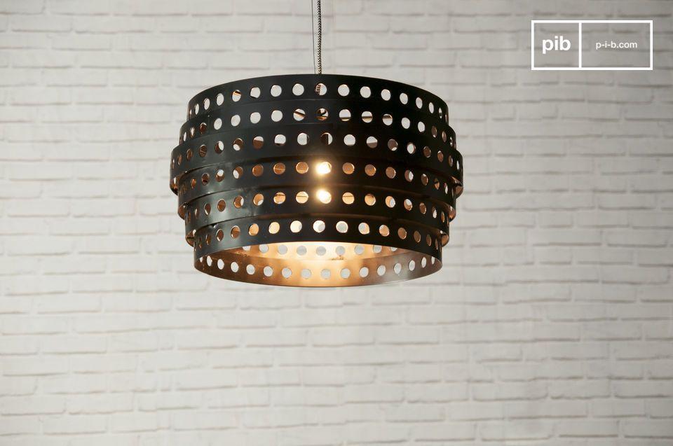 Eine Lampe im originellen Design für Ihr Wohnzimmer