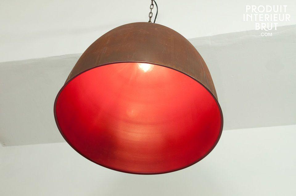 Ein Hauch von Phantasie für eine Beleuchtung im resoluten Industrial-Style !  Diese vollständig