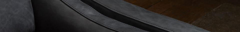 Materialbeschreibung Heidsieck 2-Sitzer-Sofa