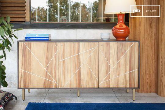 Holz Sideboard Linéa