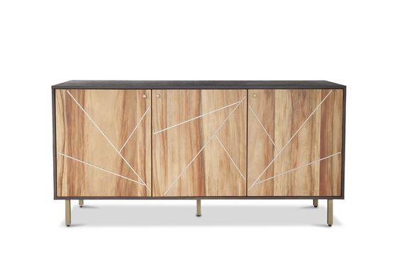 Holz Sideboard Linéa ohne jede Grenze