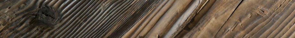 Materialbeschreibung Holz-Stehtisch Sullivan