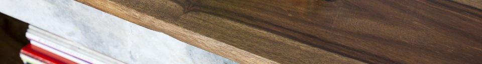 Materialbeschreibung Holzkommode Mabillon