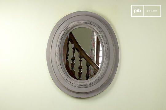 Holzspiegel Napoléon