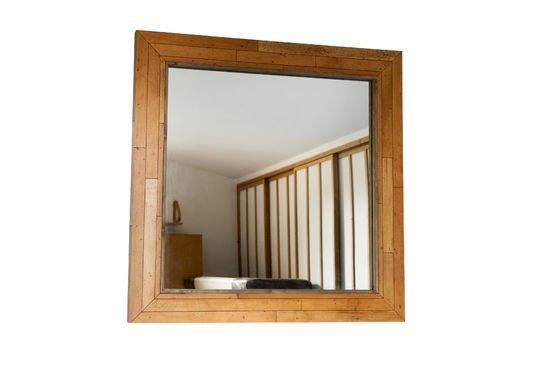 Holzspiegel Sheffield ohne jede Grenze