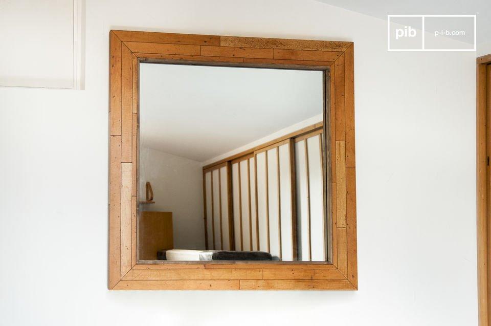 Holzspiegel Sheffield