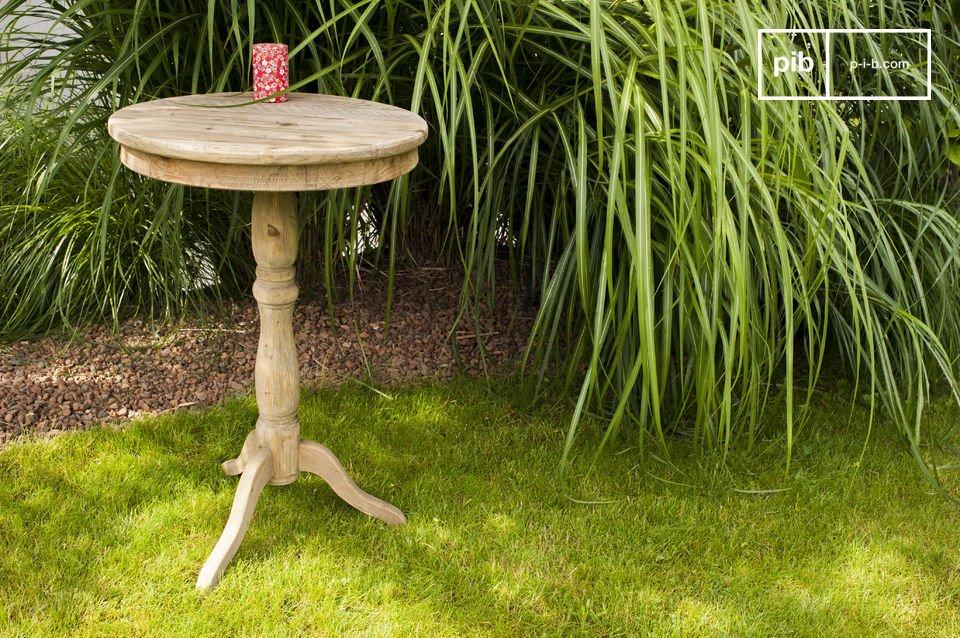 Perfekt als Tischchen im Wohn- oder Esszimmer