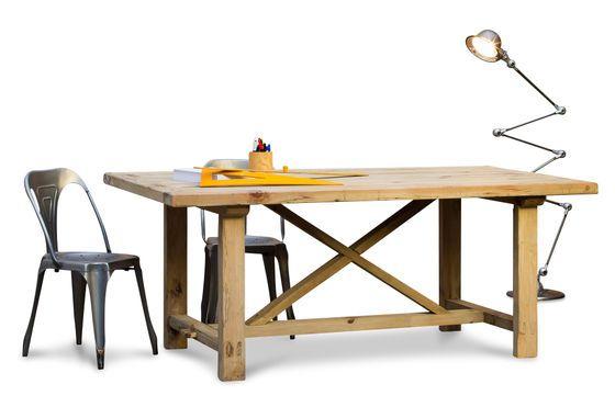 Holztisch Felix ohne jede Grenze