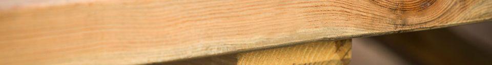 Materialbeschreibung Holztisch Felix