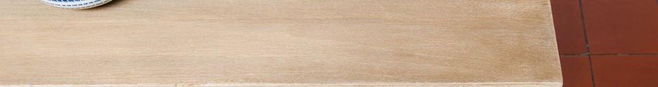 Materialbeschreibung Holztisch Jotün