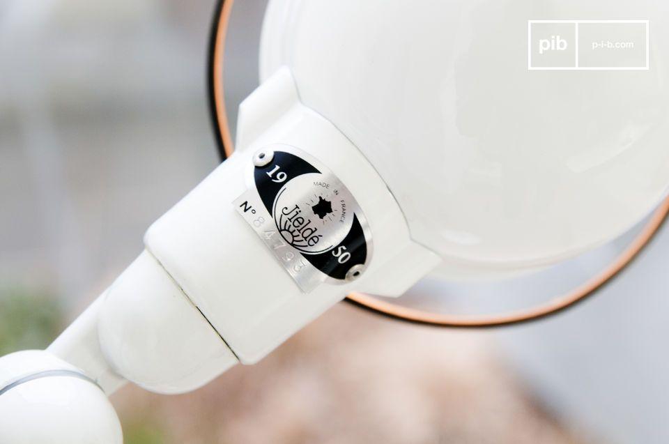 Französisches Industriedesign mit der Grazilität des Skandinavischen Designs