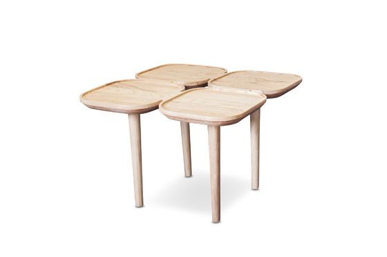 Kädri Beistelltisch aus Holz ohne jede Grenze