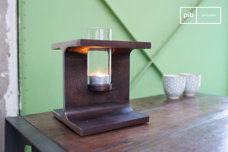 Ein Lichtlein im industriellen Design