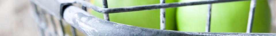 Materialbeschreibung Klappbarer Beistelltisch Héloïse