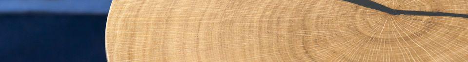 Materialbeschreibung Kleiner Beistelltisch Xyleme