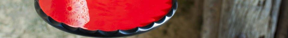 Materialbeschreibung Kleiner Tisch Cadix