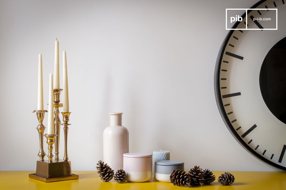 Ein eleganter und origineller Ständer für Ihre Kerzen